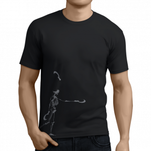 black-tee-jugglingSkeleton